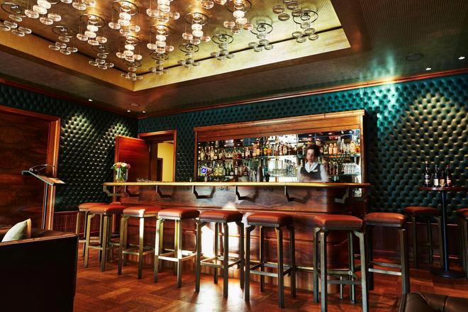 Steigenberger Hotel Bellerive au Lac - Ζυρίχη - Bar