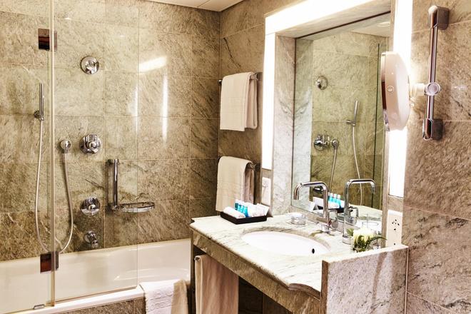 Steigenberger Hotel Bellerive au Lac - Ζυρίχη - Μπάνιο