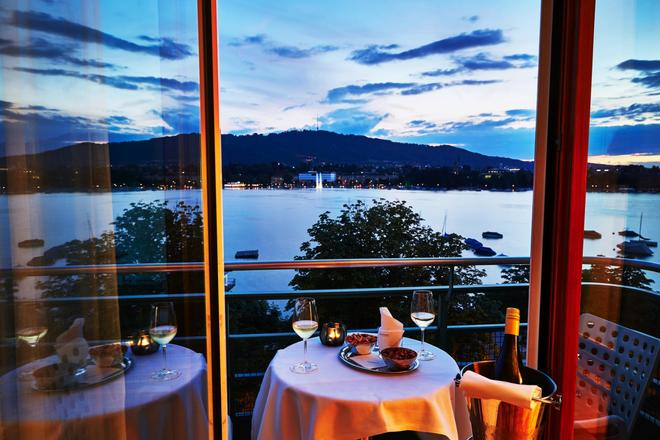 Steigenberger Hotel Bellerive au Lac - Ζυρίχη - Μπαλκόνι