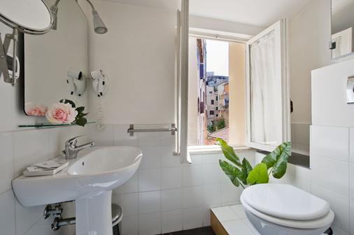 B&B Ventisei Scalini a Trastevere - Rome - Bathroom