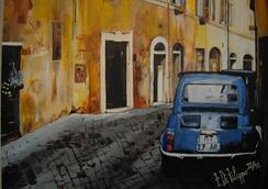 B&B Ventisei Scalini a Trastevere - Rome - Outdoors view