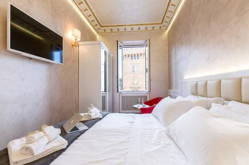 Luxury Apartment Piazza Venezia - Rome - Bedroom