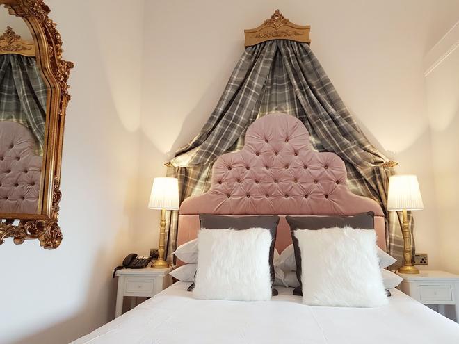 Barony House - Edinburgh - Bedroom