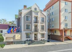 Park Lane Hotel - Chisinau - Byggnad