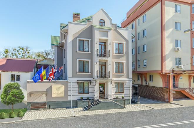 Park Lane Hotel - Chișinău - Rakennus