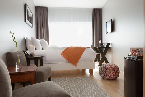 Hlemmur Square - Reykjavik - Bedroom