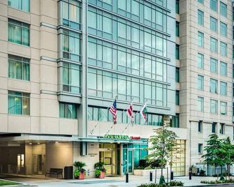 Courtyard by Marriott Washington, DC/Foggy Bottom - Washington - Building