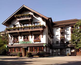 Hotel Rebstock Bühlertal - Bühlertal - Gebouw