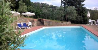 La Camporena - Greve in Chianti - Pool
