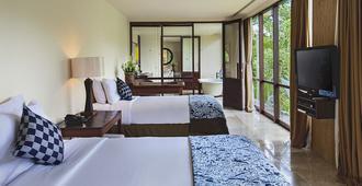 Komaneka at Bisma - Ubud - Phòng ngủ