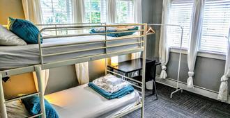 The Wayfaring Buckeye Hostel - Columbus - Bedroom