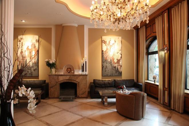 庫勒納酒店 - 科隆 - 科隆 - 客廳
