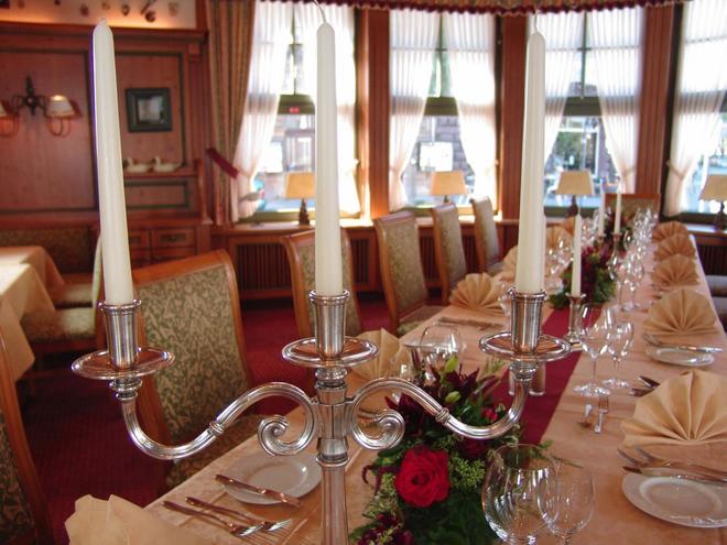 庫勒納酒店 - 科隆 - 科隆 - 餐廳
