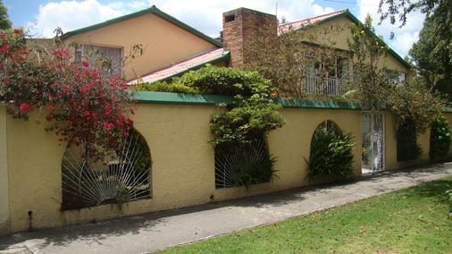 Hostal Bogotá Real - Bogotá - Näkymät ulkona