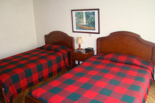 Hostal Bogotá Real - Bogotá - Schlafzimmer