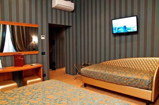 Hotel Lirico - Rome - Phòng ngủ