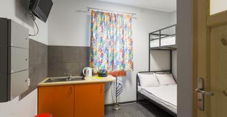 Hostel Siennicka - ורשה - חדר שינה