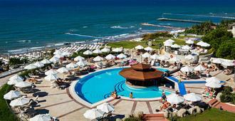 Crystal Sunrise Queen Luxury Resort & Spa - סידה - בריכה