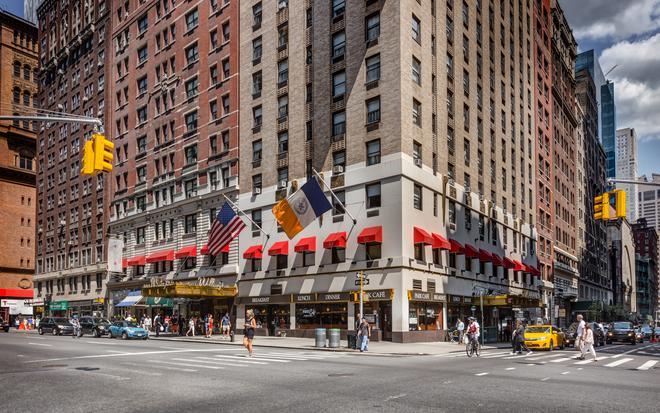 Wellington Hotel - New York - Edificio