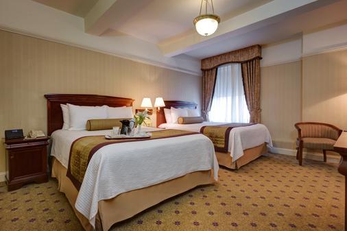 Wellington Hotel - Nova Iorque - Quarto