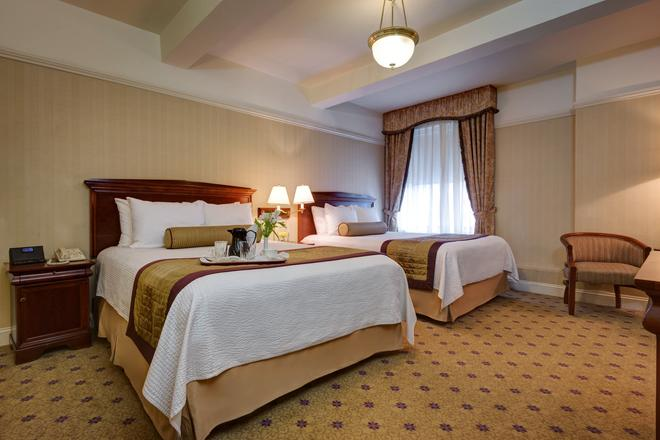 Wellington Hotel - New York - Phòng ngủ