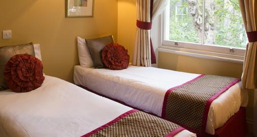 加冕酒店 - 倫敦 - 倫敦 - 臥室