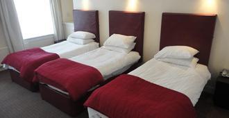 Sandyford Hotel - Glasgow - Bedroom