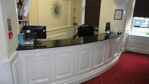 桑德福德酒店 - 格拉斯哥 - 格拉斯哥 - 櫃檯