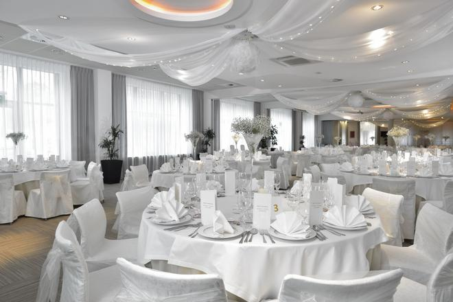 City Hotel - Bydgoszcz - Banquet hall