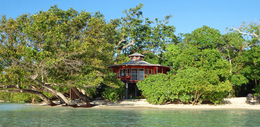 Sunrise Beach Cabanas Ecoresort - Luganville - Gebäude