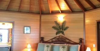 Sunrise Beach Cabanas Eco-Resort - Luganville - Bedroom
