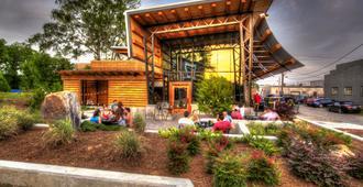 The Crash Pad - An Uncommon Hostel - Chattanooga - Restaurant