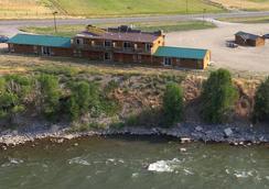 Yellowstone Valley Inn - Cody - Edificio