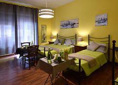 Cerdena Rooms - Cagliari - Slaapkamer