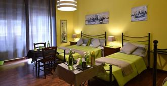 Cerdena Rooms - קליארי - חדר שינה