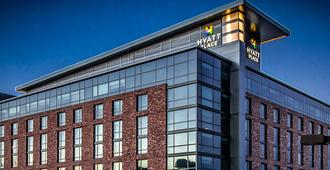 Hyatt Place Baltimore Inner Harbor - Балтимор - Здание
