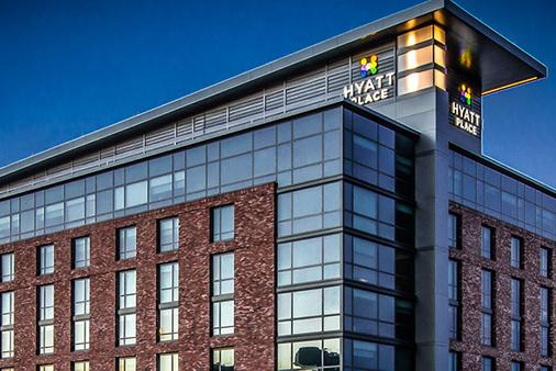 Hyatt Place Baltimore Inner Harbor - Βαλτιμόρη - Κτίριο