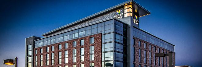 Hyatt Place Baltimore Inner Harbor - Baltimore - Rakennus