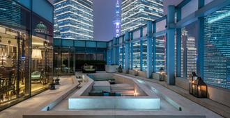 Ifc Residence - Shanghai - Patio