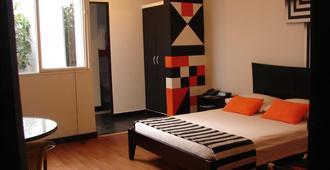 Hotel Torre Del Viento - Cali - Makuuhuone