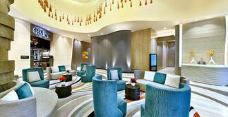 دبل تري بجانب فندق هيلتون الدوحة أولد تاون - الدوحة - ردهة