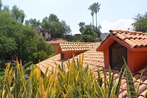 Casa Muuk' - San Miguel de Allende - Outdoors view