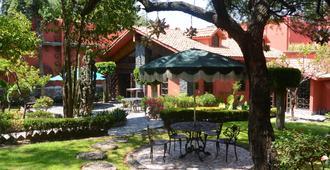 Casa Muuk' - San Miguel de Allende - Innenhof