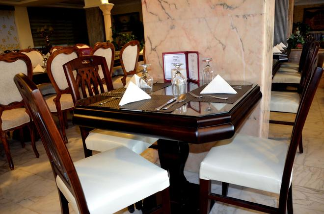 Amra Palace International Hotel - Wadi Musa - Restaurant