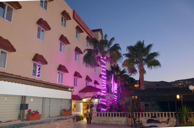 Amra Palace International Hotel - Wadi Musa - Building
