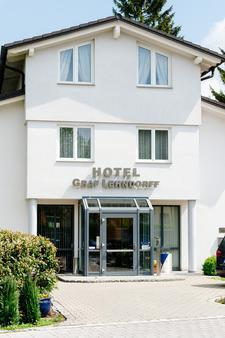 Hotel Graf Lehndorff - Munich - Building