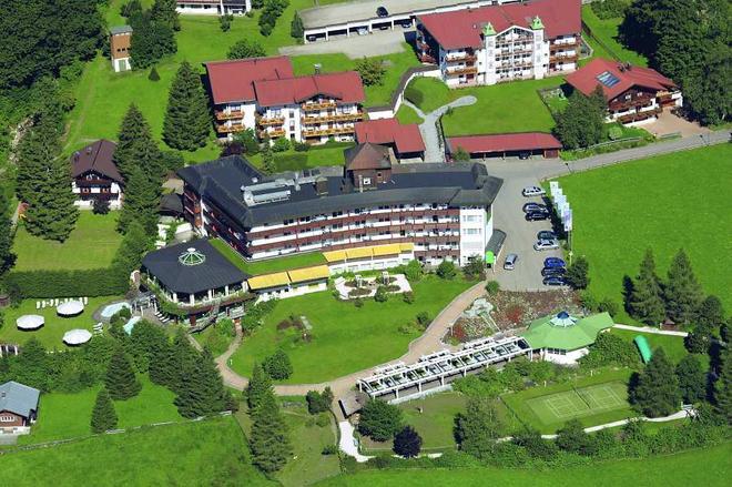 Alpenhotel Oberstdorf - Oberstdorf - Rakennus