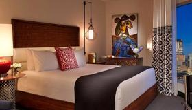 Hotel Contessa - Luxury Suites on the Riverwalk - San Antonio - Makuuhuone