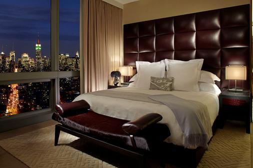 紐約特朗普休南酒店 - 紐約 - 紐約 - 臥室