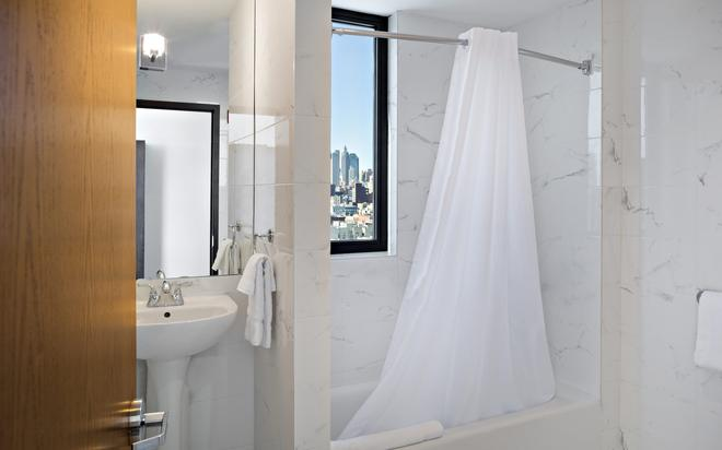 Orchard Street Hotel - New York - Phòng tắm
